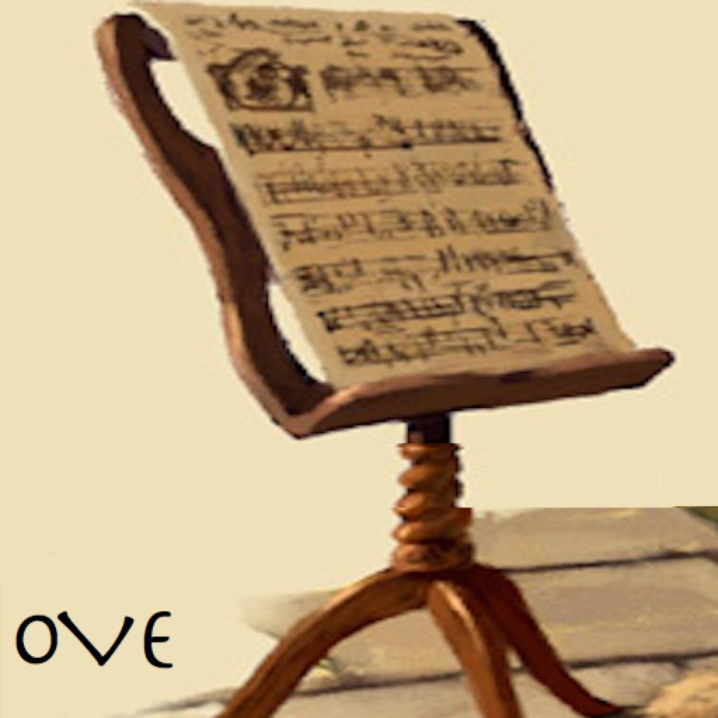 ove乐谱架兑换码 ipad钢琴陪练软件 可下载车尔尼哈农拜