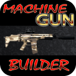 A-X1 Machine Gun & Rifle Builder 2  -  Universal App for iPhone and iPad HD - Best in Cool Virtual Weaponry Building Games * MERRY CHRISTMAS
